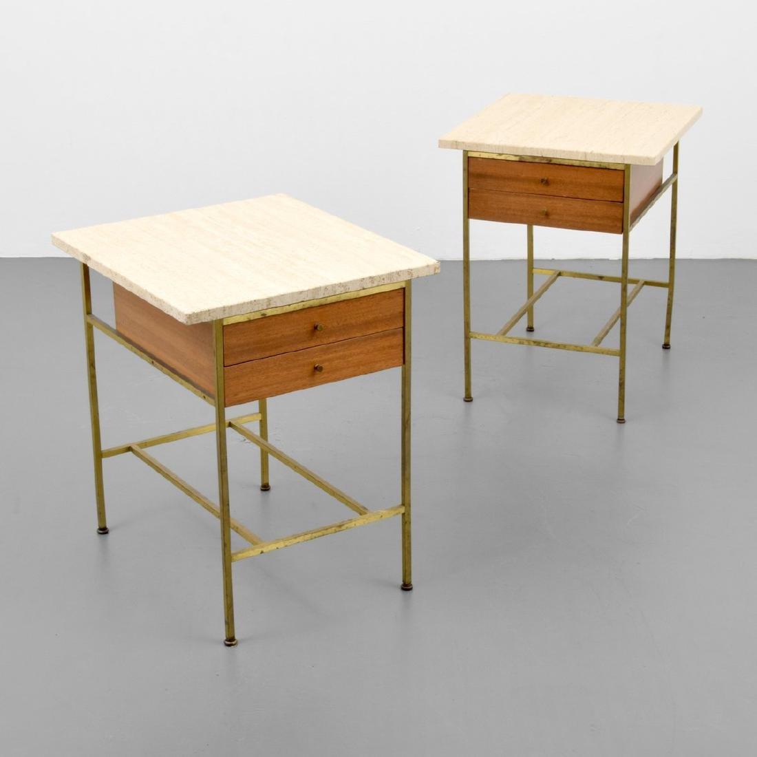 Pair of Paul McCobb Nightstands/Side Tables