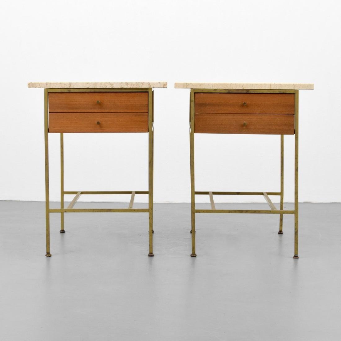 Pair of Paul McCobb Nightstands/Side Tables - 2