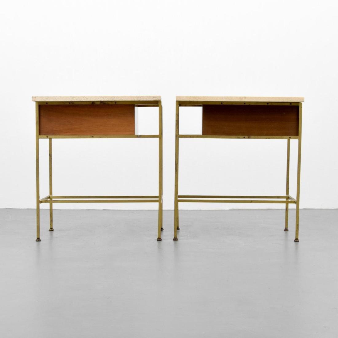 Pair of Paul McCobb Nightstands/Side Tables - 3