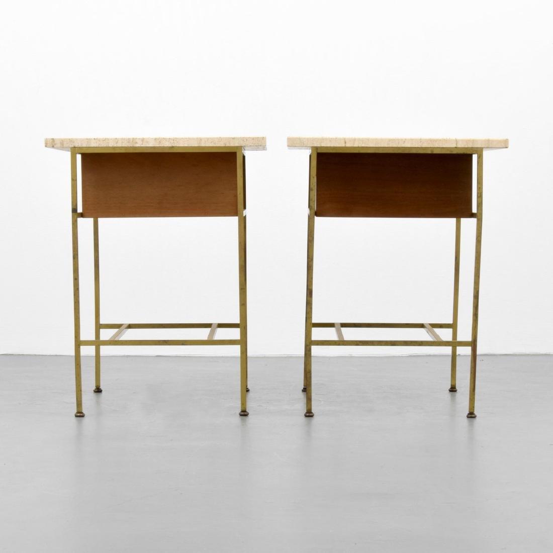 Pair of Paul McCobb Nightstands/Side Tables - 4