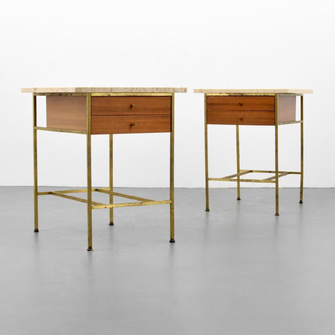 Pair of Paul McCobb Nightstands/Side Tables - 5