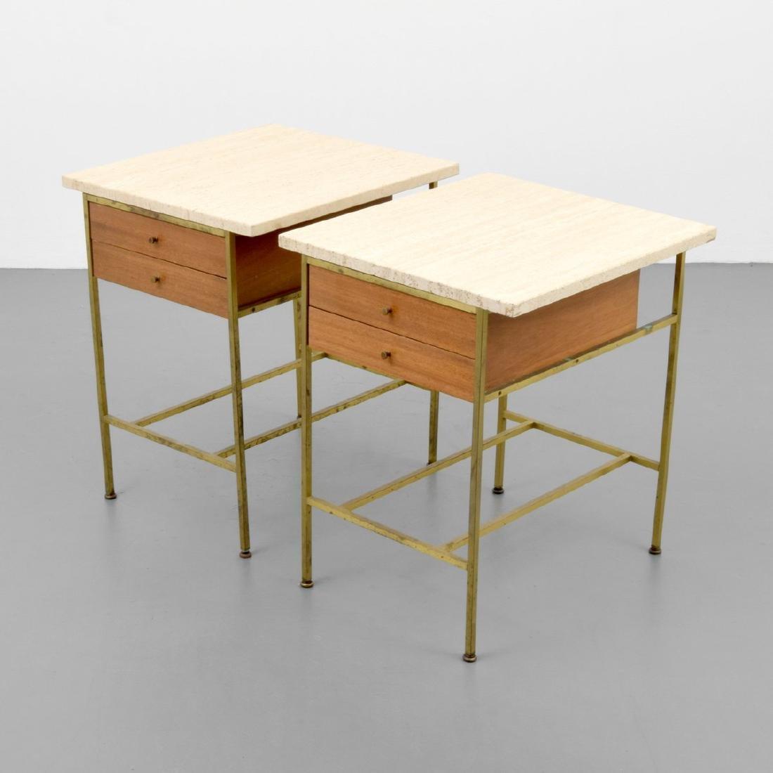 Pair of Paul McCobb Nightstands/Side Tables - 6