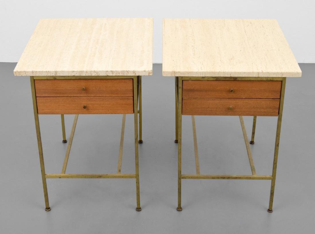 Pair of Paul McCobb Nightstands/Side Tables - 9