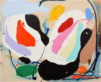 Large John Seery Abstract Painting