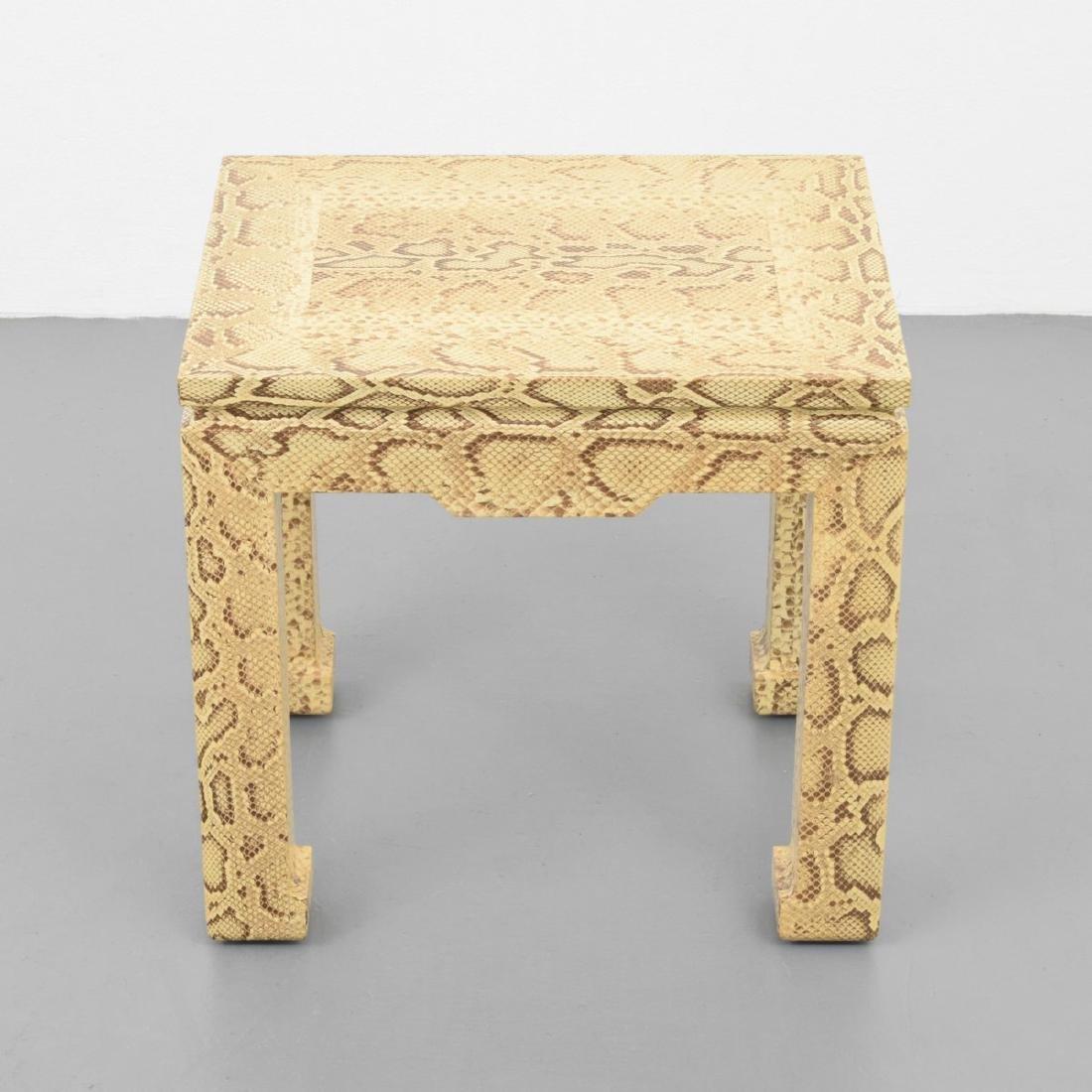 Karl Springer Side Table - 11