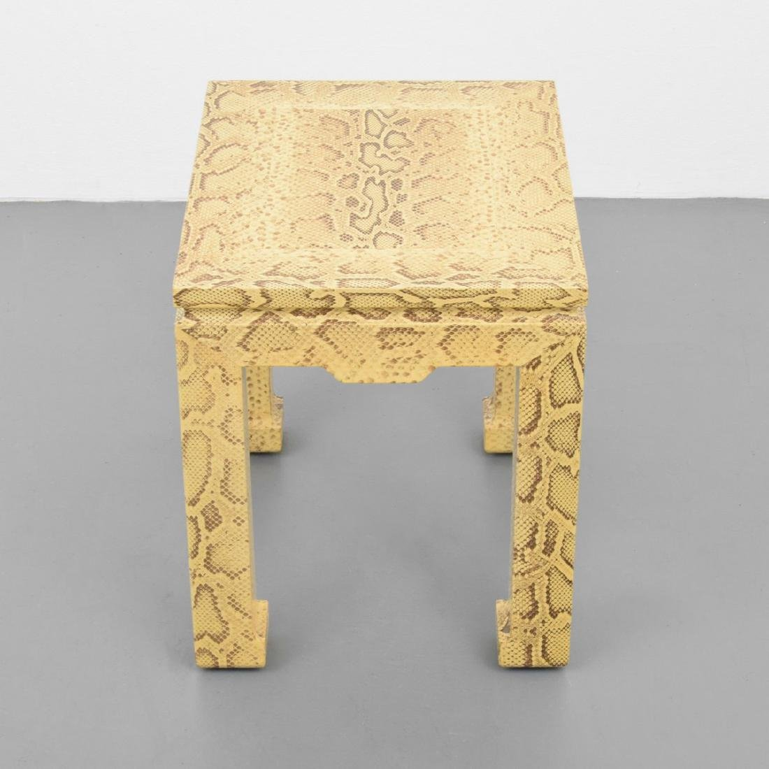 Karl Springer Side Table - 3
