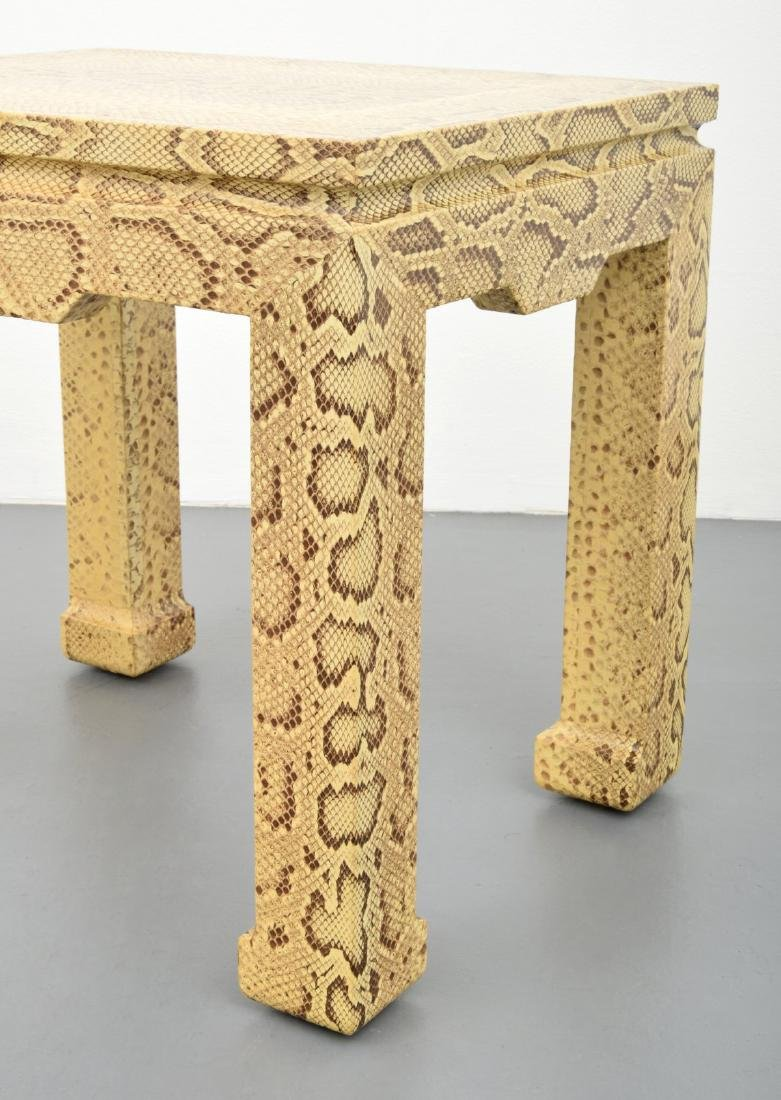 Karl Springer Side Table - 6