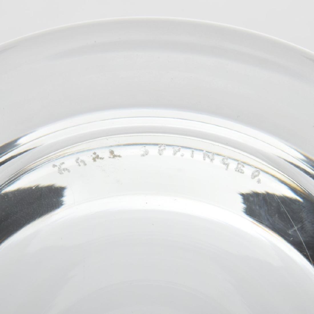 Large Karl Springer Bowl/Vessel - 5