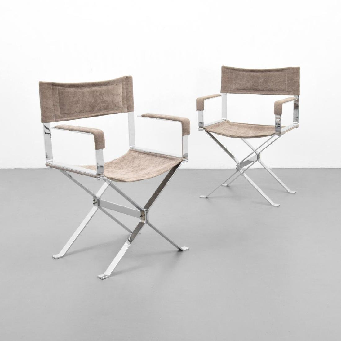 Alessandro Albrizzi Director's Chairs, Set of 4 - 6