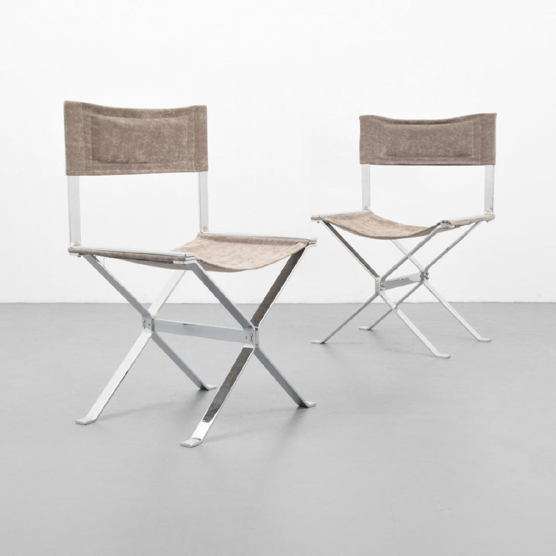 Alessandro Albrizzi Director's Chairs, Set of 4 - 8