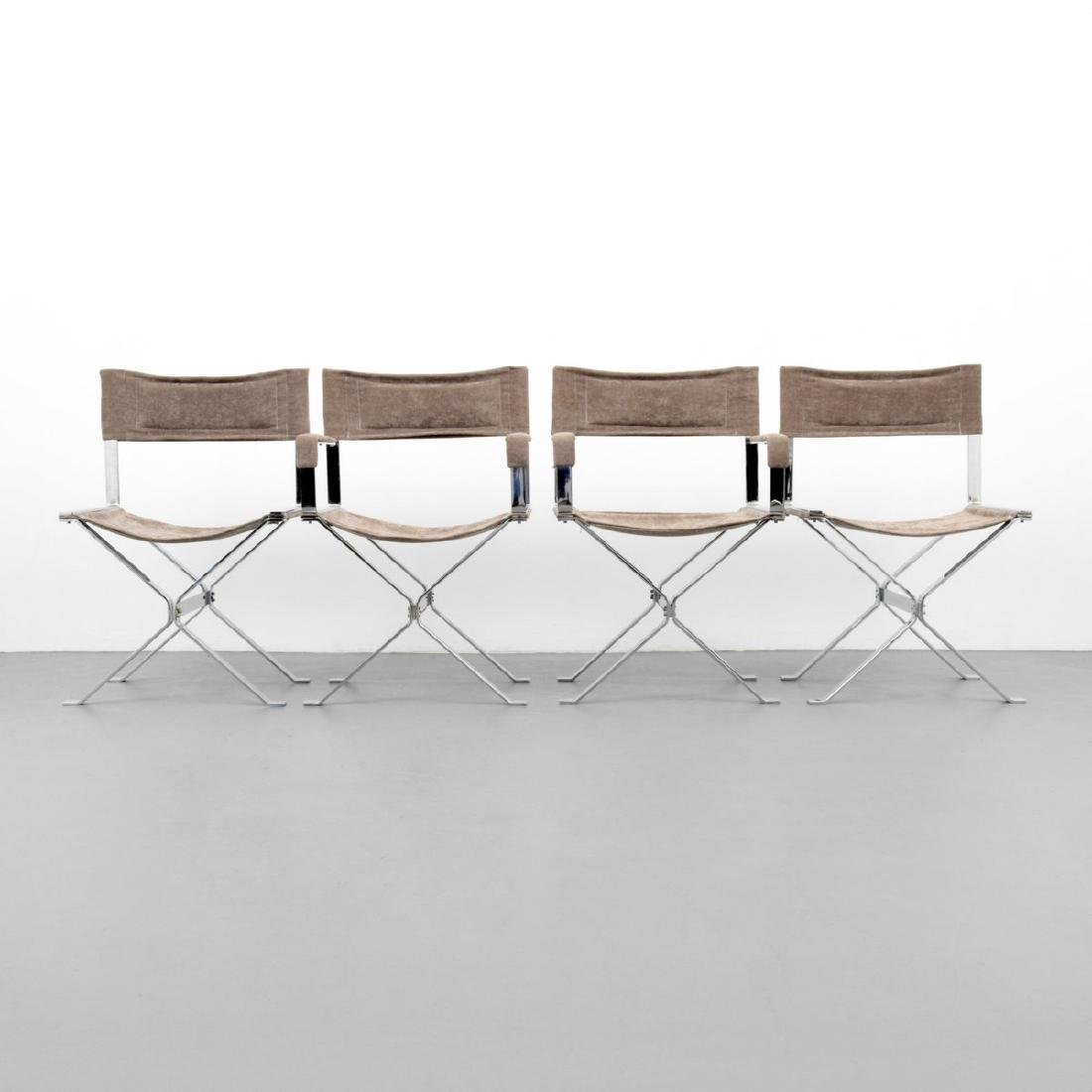 Alessandro Albrizzi Director's Chairs, Set of 4 - 9