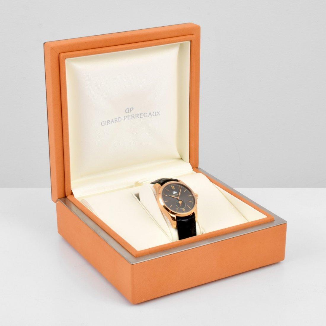 Girard-Perregaux 18K Rose Gold Watch