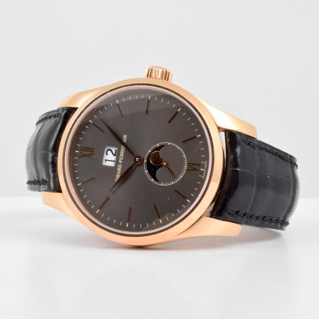 Girard-Perregaux 18K Rose Gold Watch - 3