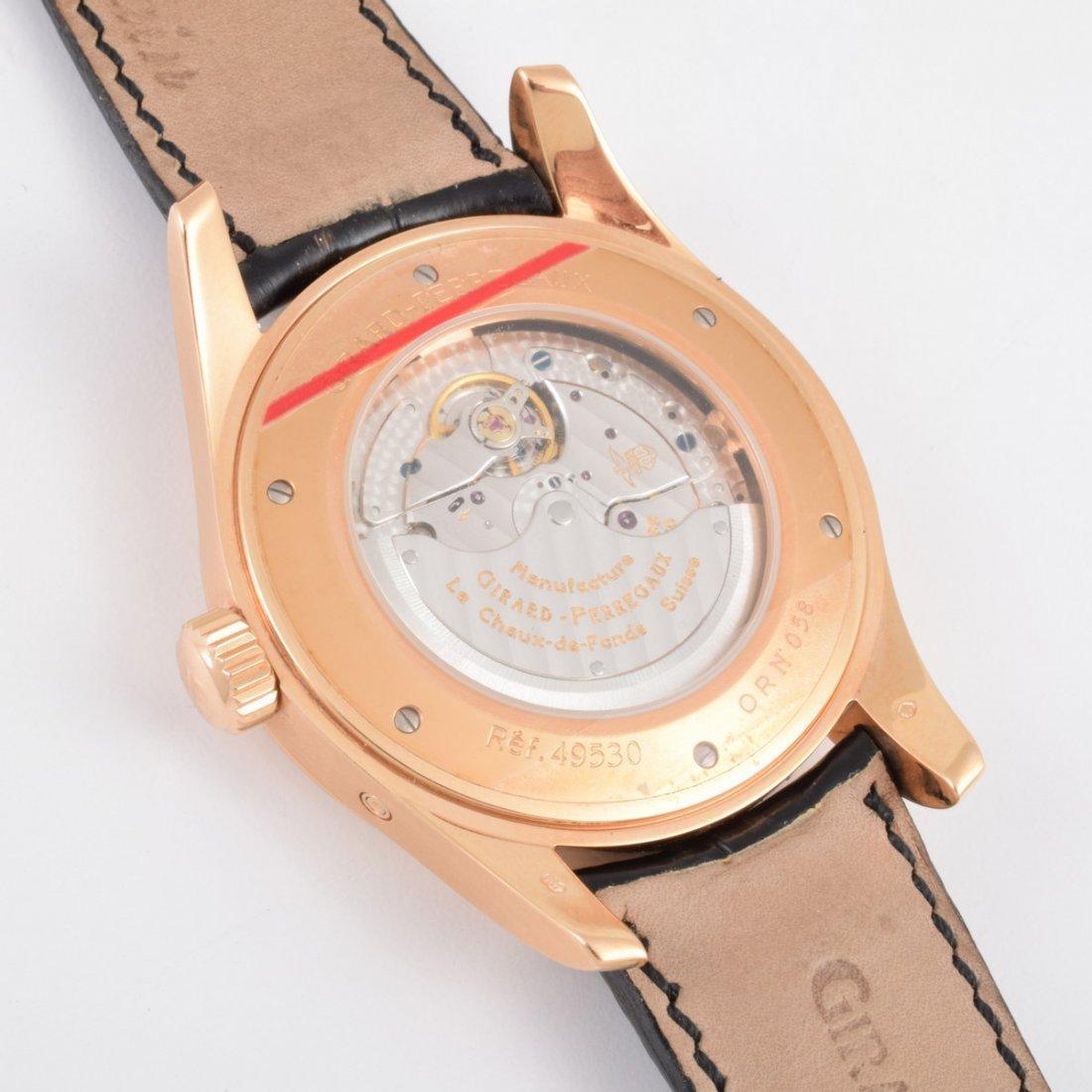 Girard-Perregaux 18K Rose Gold Watch - 5