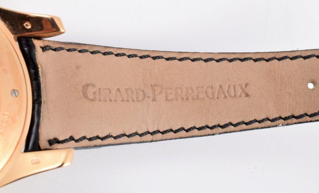 Girard-Perregaux 18K Rose Gold Watch - 6