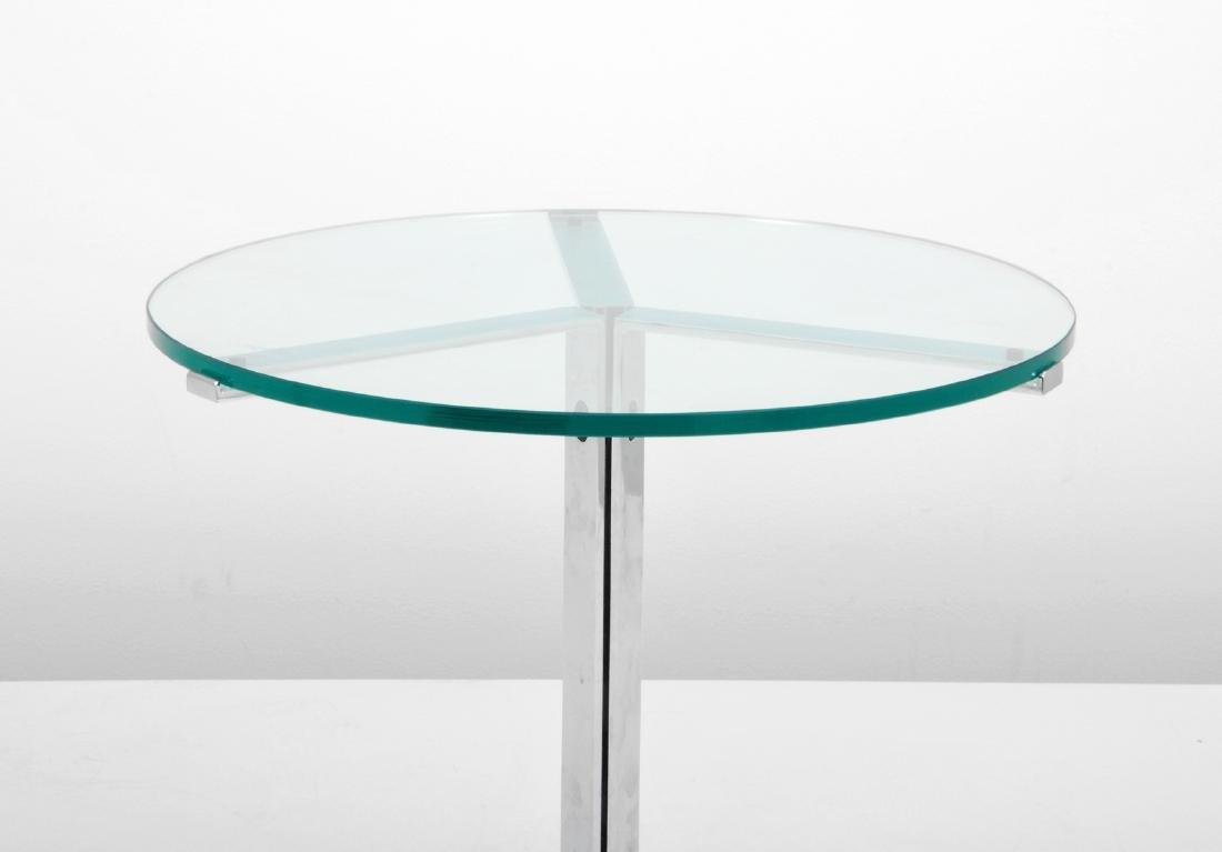 Pair of Hans Eichenberger ALPHA Side/End Tables - 5