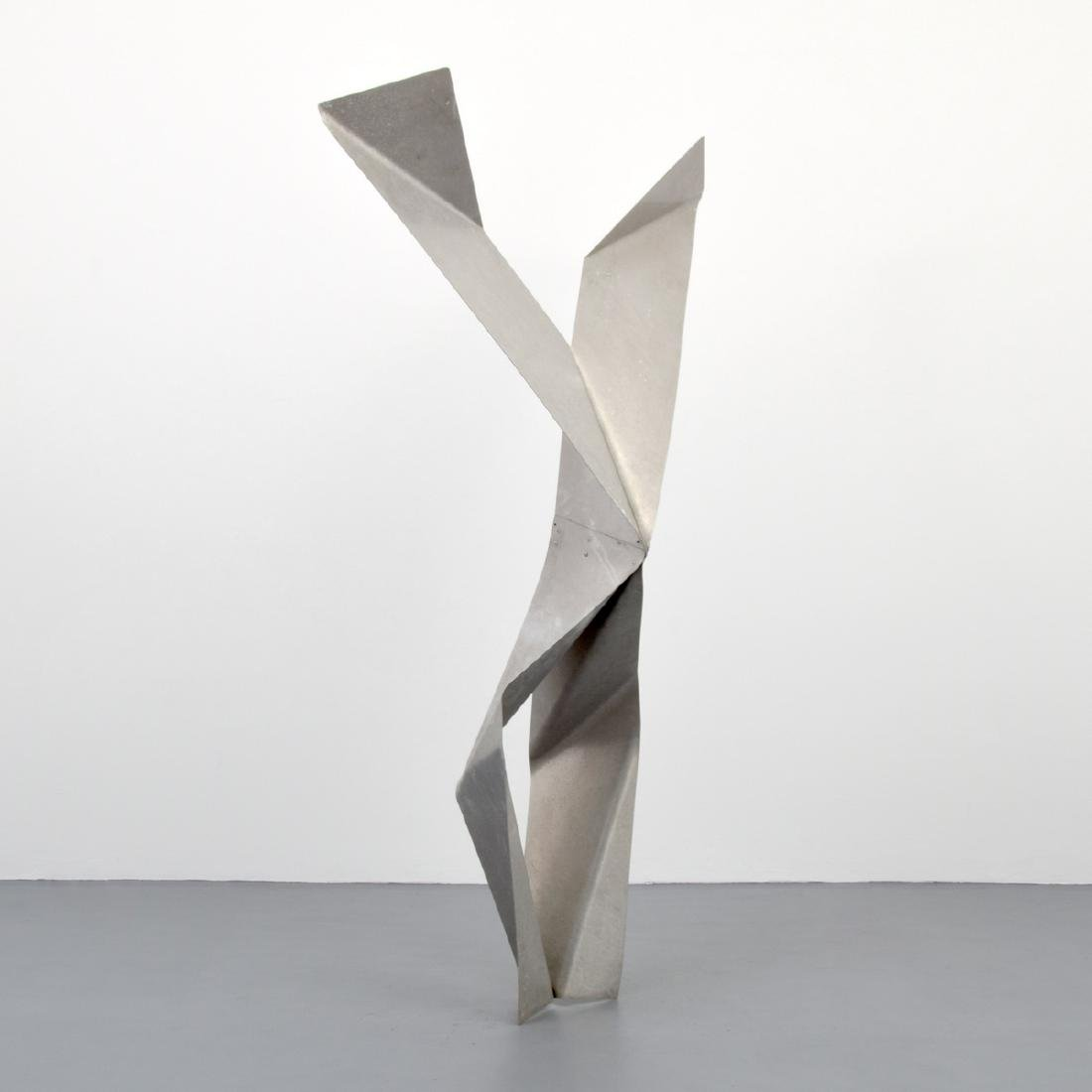 Large John Chase Lewis Floor Sculpture - 2