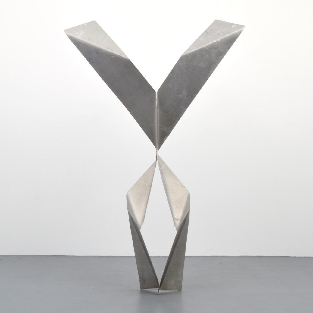 Large John Chase Lewis Floor Sculpture - 7