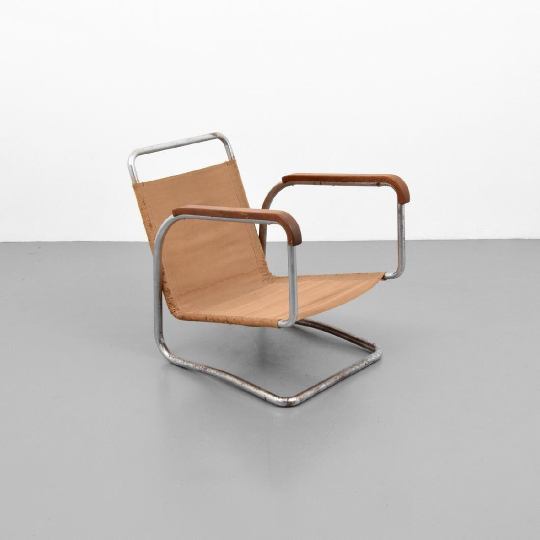 Jindrich Halabala Lounge Chair