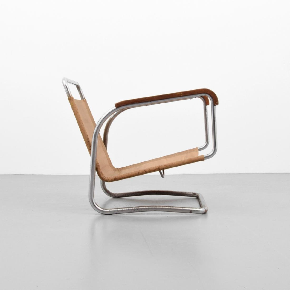 Jindrich Halabala Lounge Chair - 2