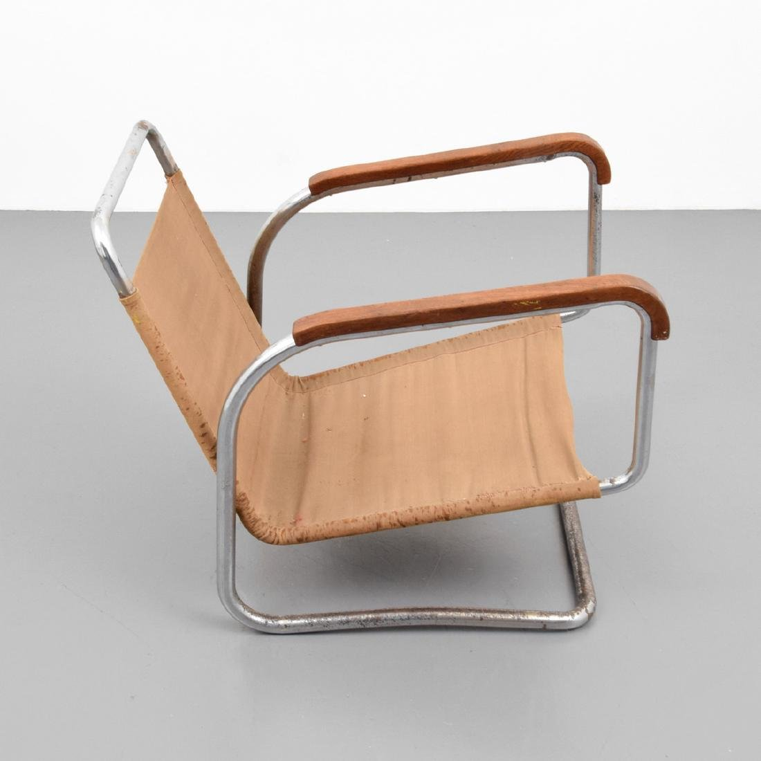 Jindrich Halabala Lounge Chair - 3
