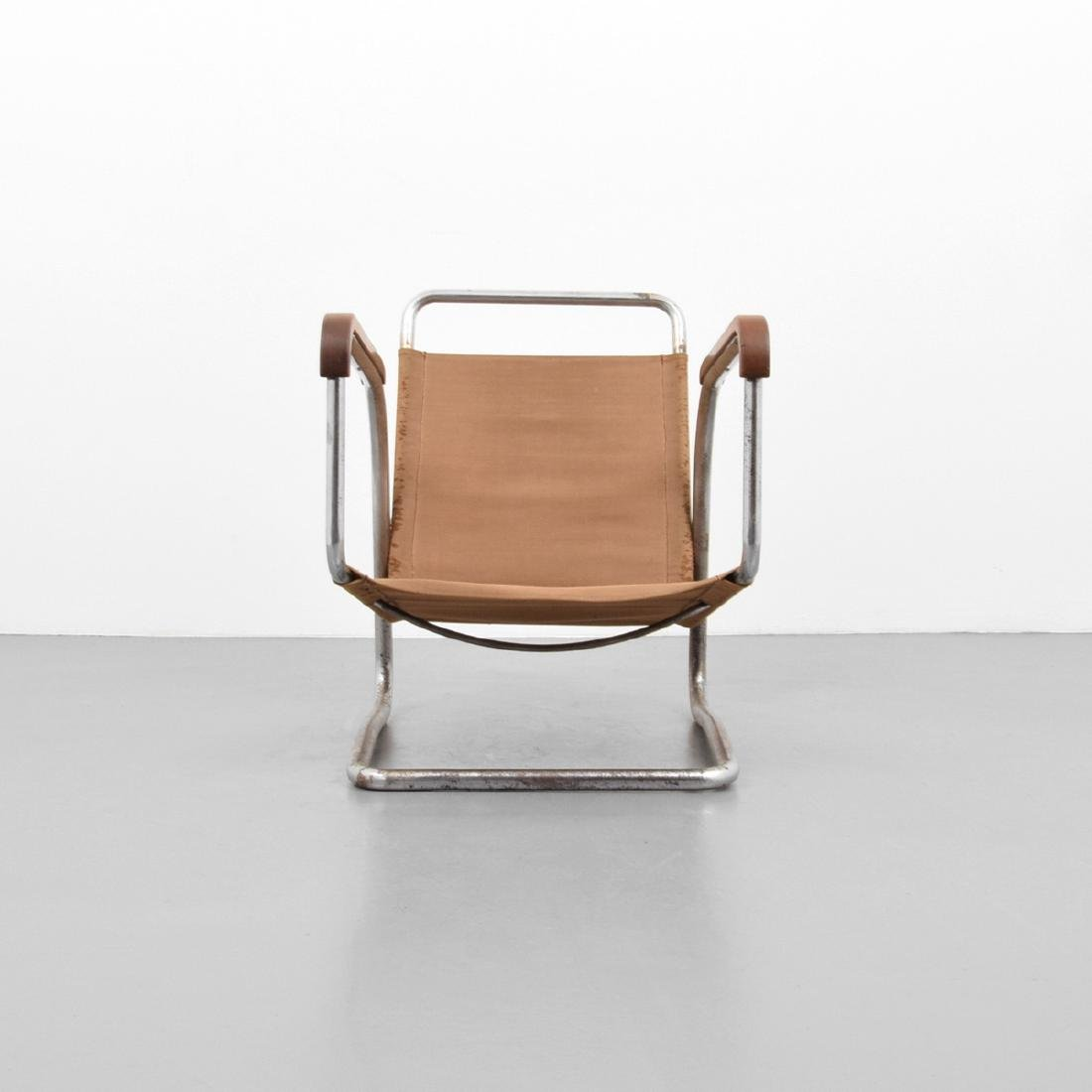 Jindrich Halabala Lounge Chair - 6