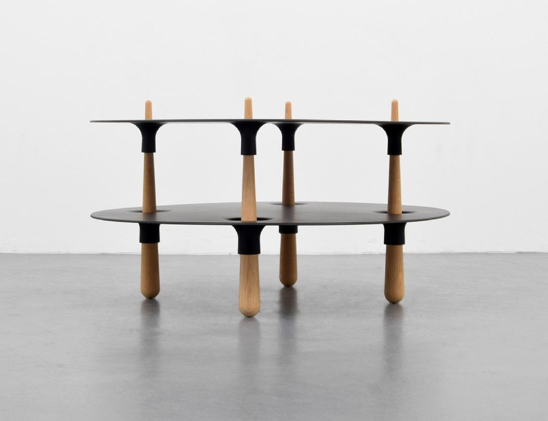 Lawrence Laske Prototype Occasional Table - 3