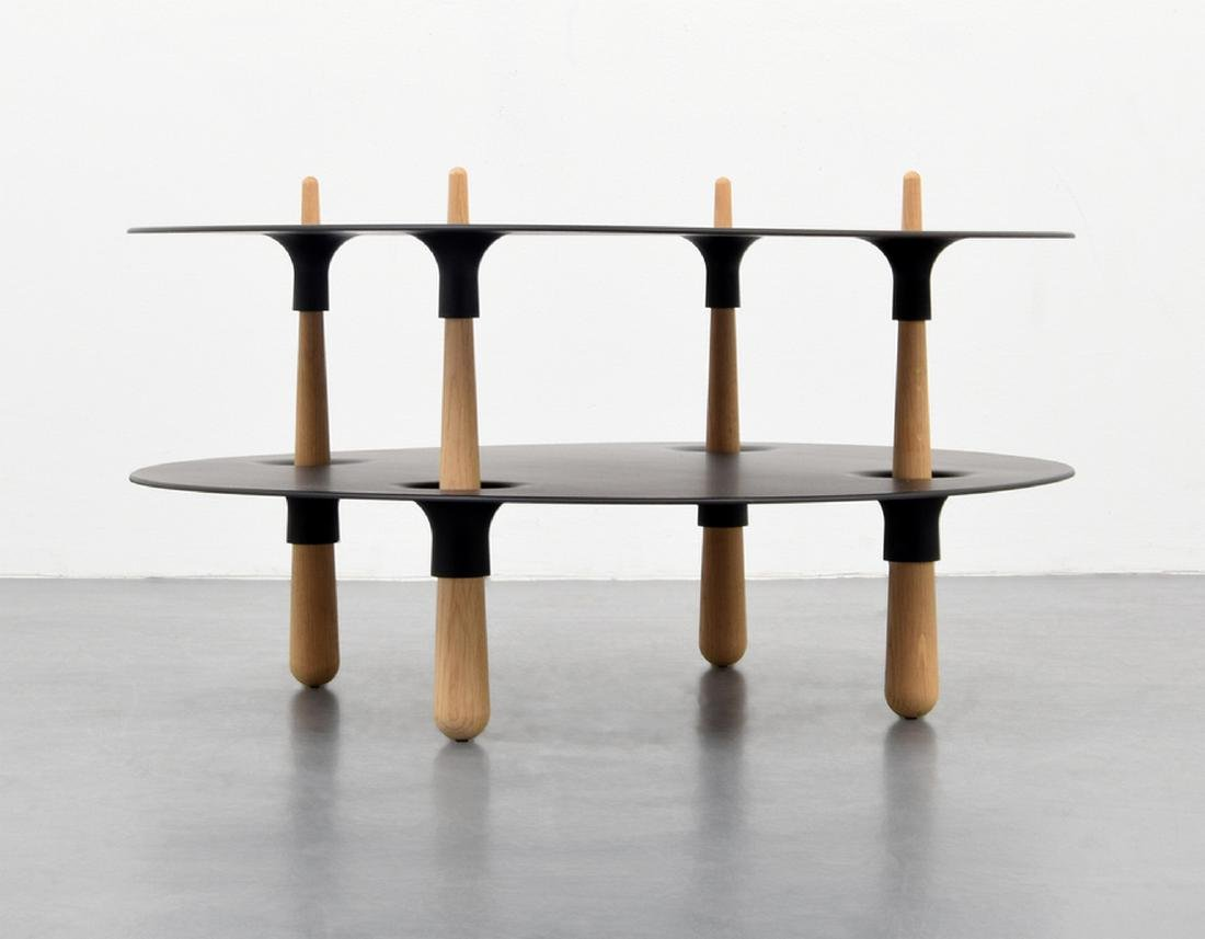 Lawrence Laske Prototype Occasional Table - 5