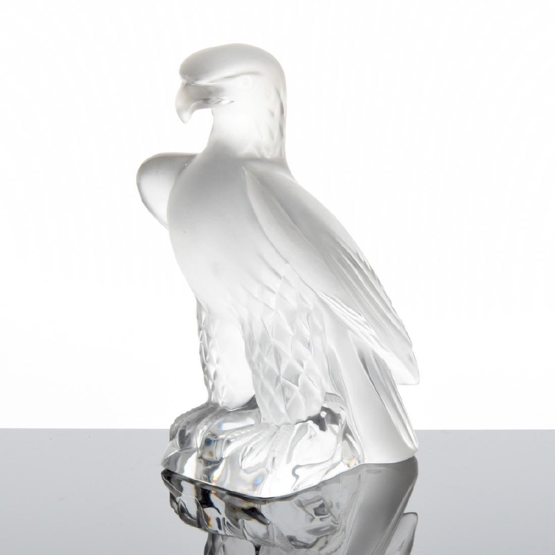 Lalique Eagle Figurine