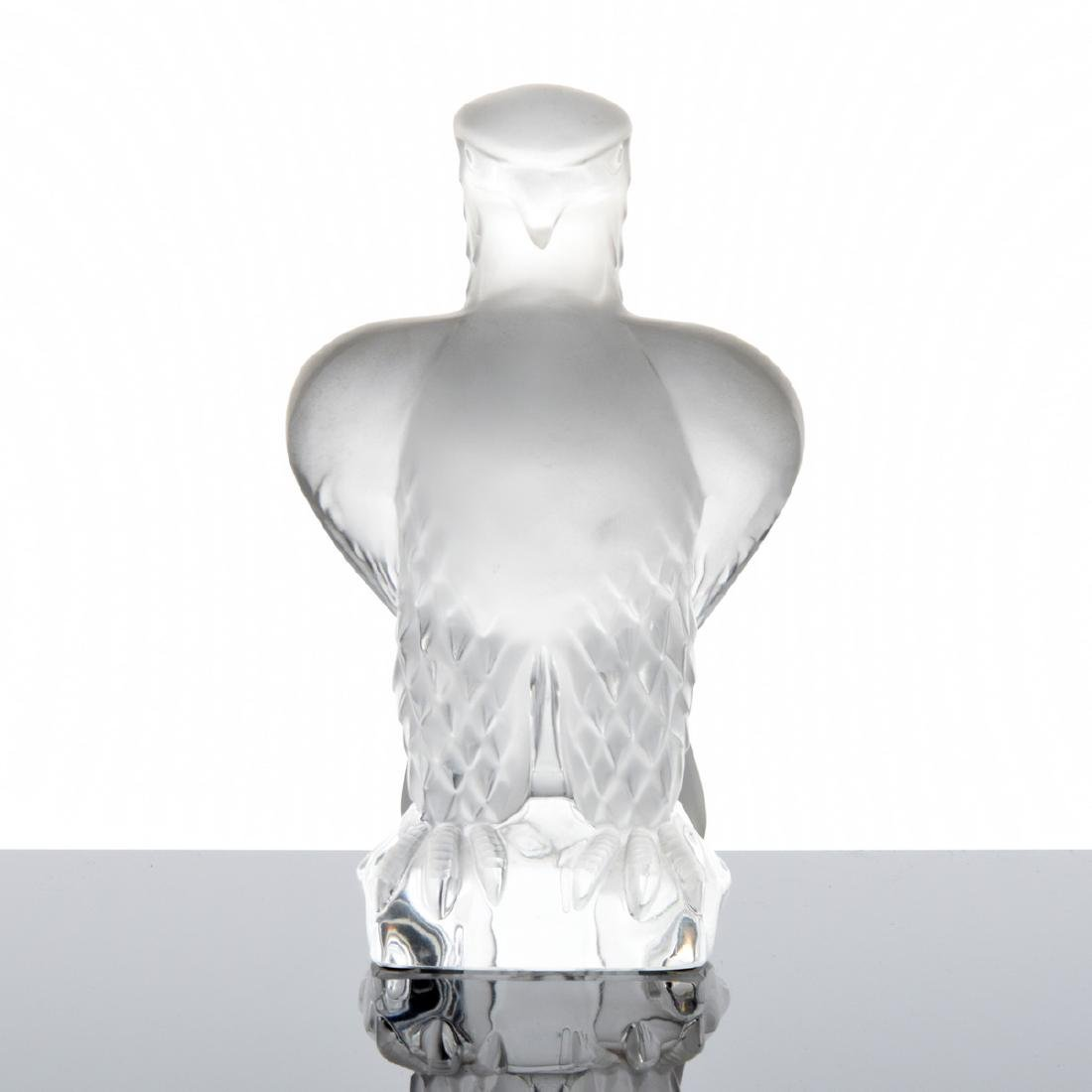 Lalique Eagle Figurine - 6
