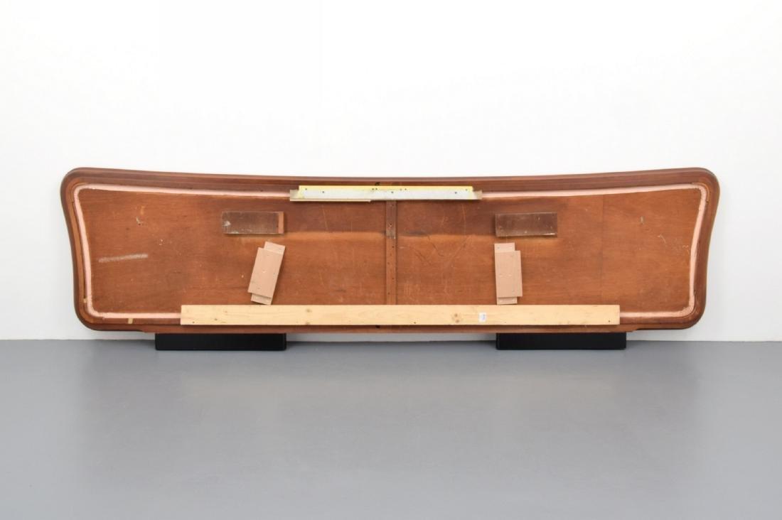 Rare & Early Vladimir Kagan Headboard - 3