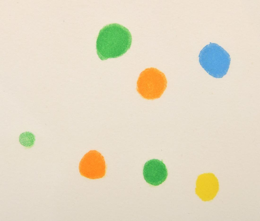 Joan Miro FISSURES Aquatint, Signed Edition - 6