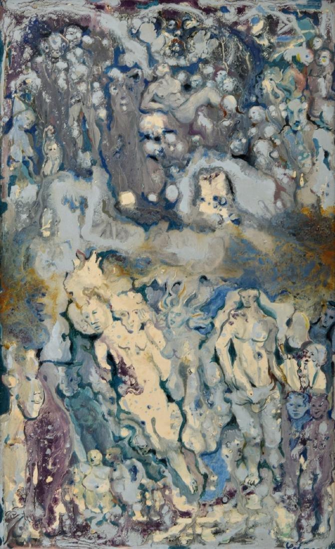 Robert Lohman Painting