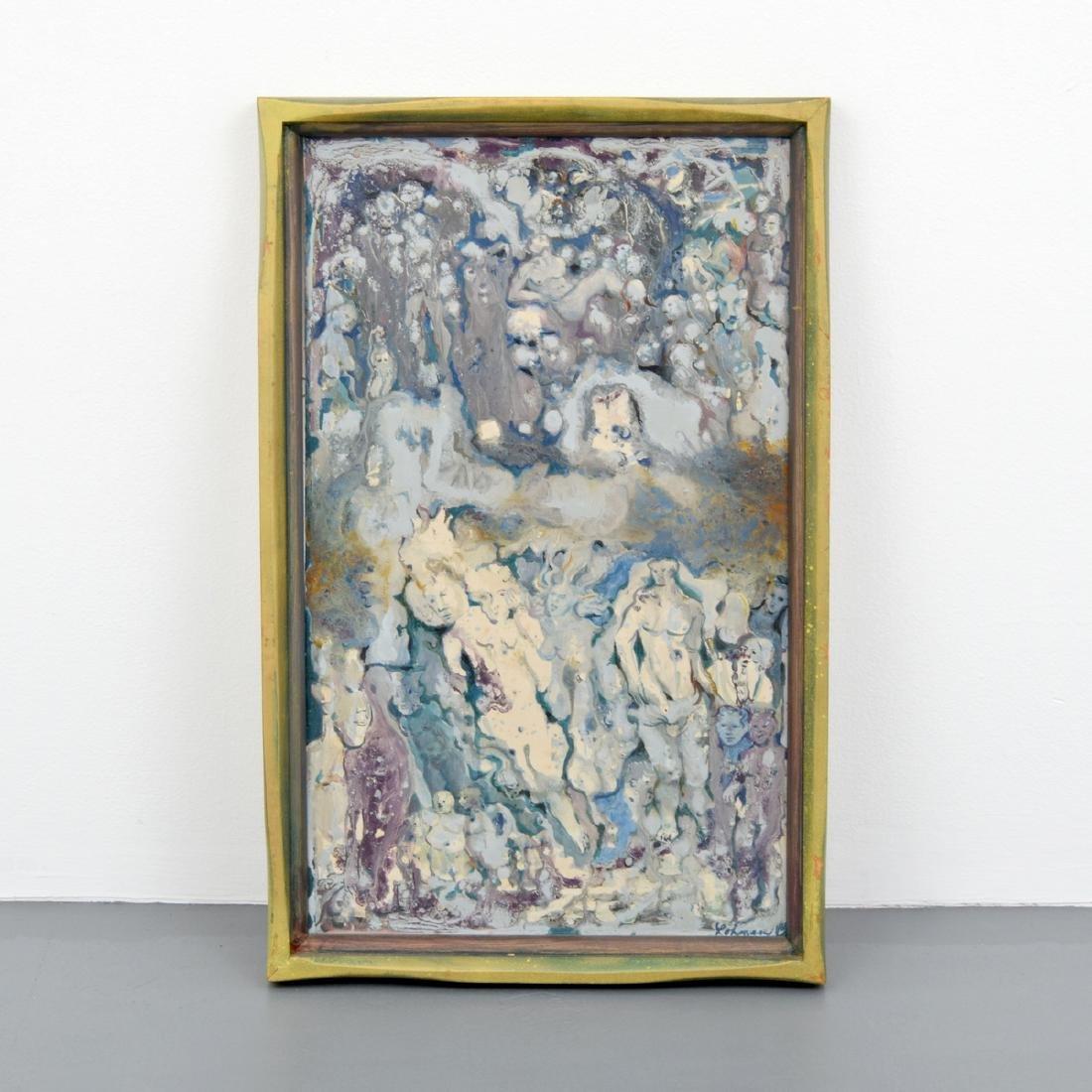 Robert Lohman Painting - 2