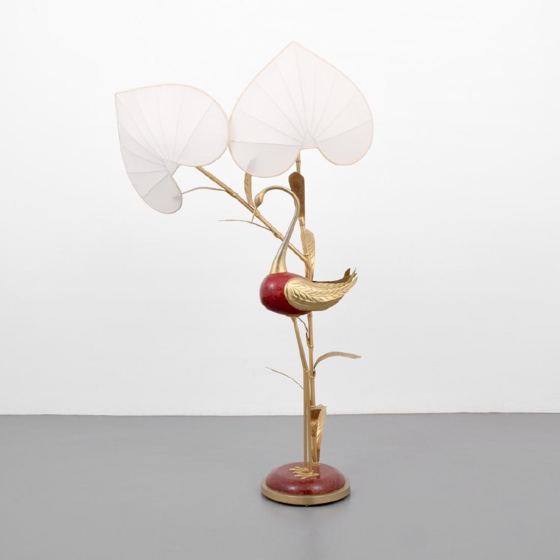 Large Antonio Pavia Floor Lamp
