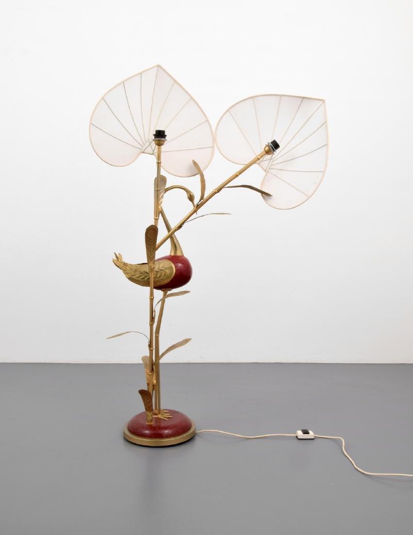 Large Antonio Pavia Floor Lamp - 4