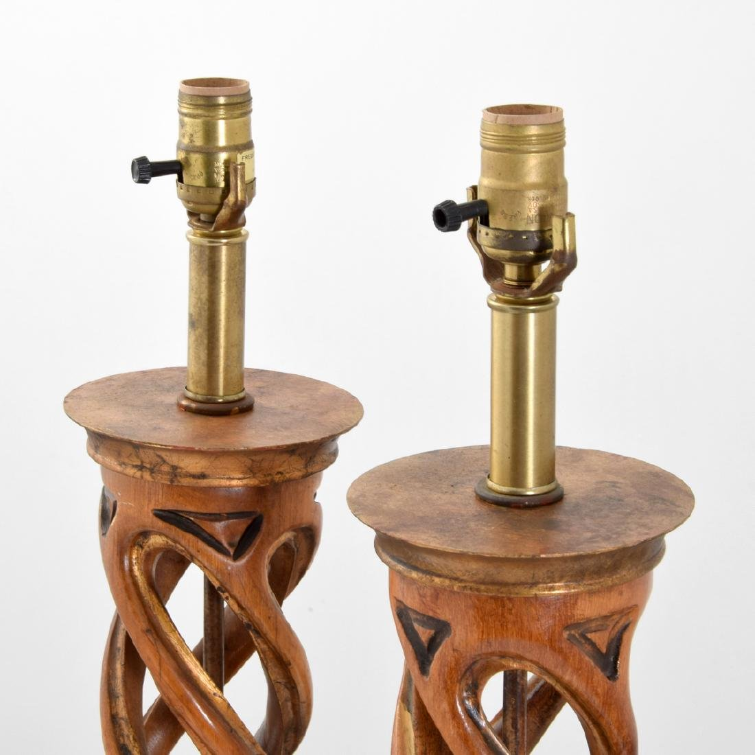 Pair of Frederick Cooper Table Lamps - 3