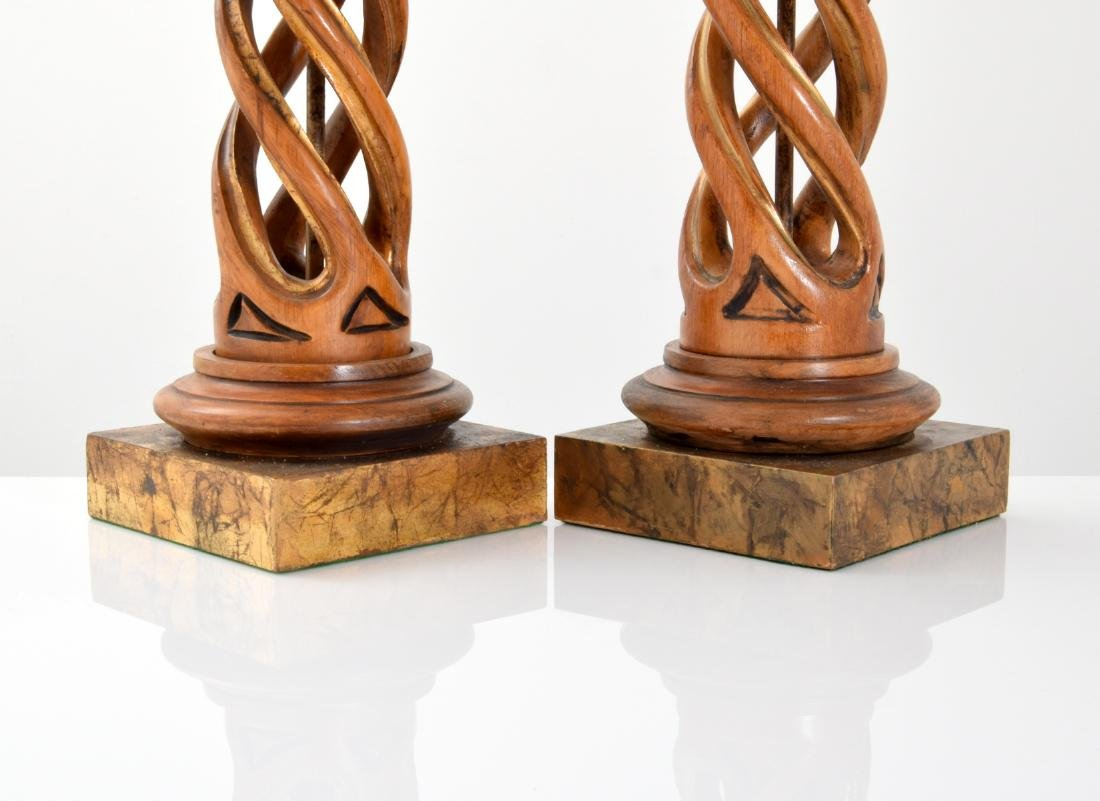 Pair of Frederick Cooper Table Lamps - 6