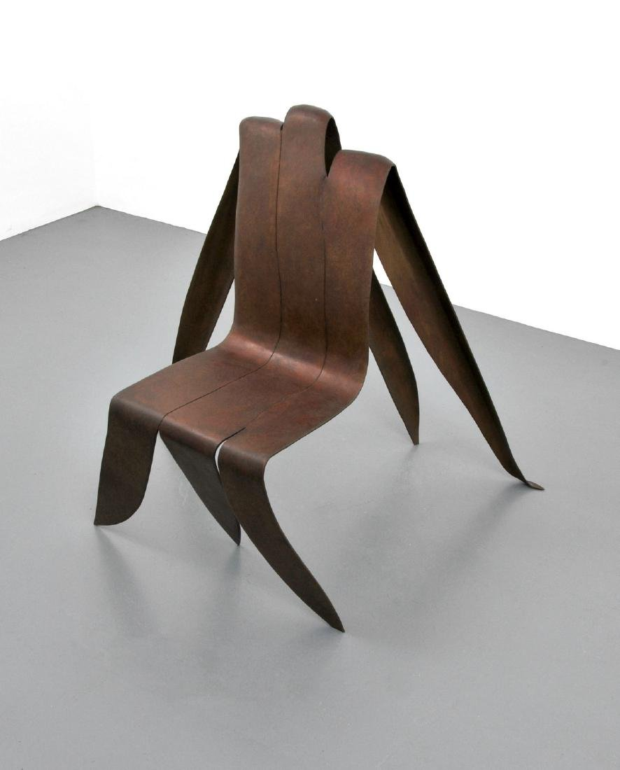 Sculptural Chair, Manner of Vivian Beer, Signed Edition - 2