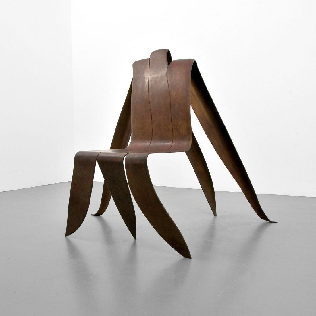 Sculptural Chair, Manner of Vivian Beer, Signed Edition - 4