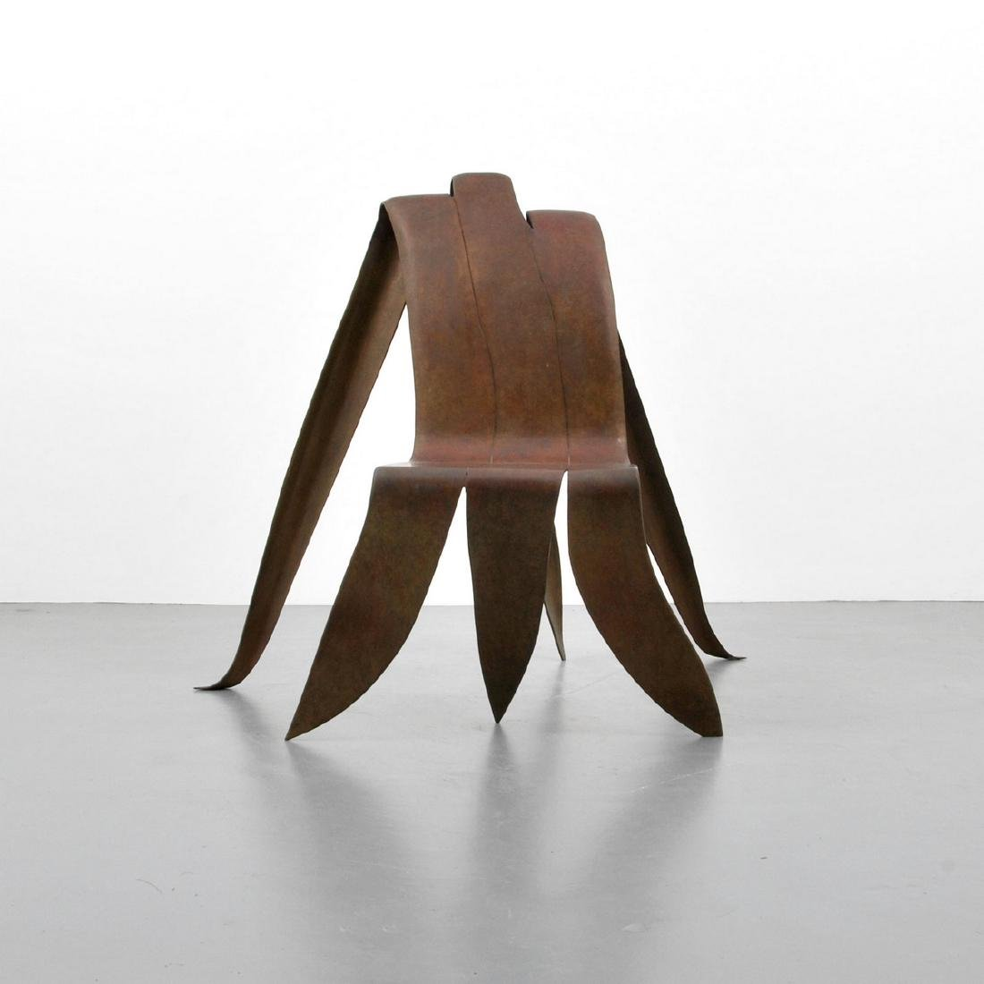 Sculptural Chair, Manner of Vivian Beer, Signed Edition - 5