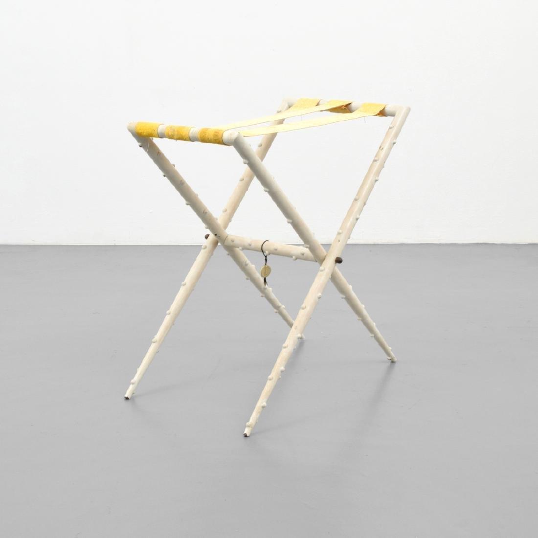 Piero Fornasetti Folding Luggage Stand