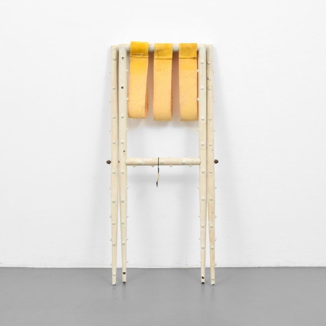 Piero Fornasetti Folding Luggage Stand - 5