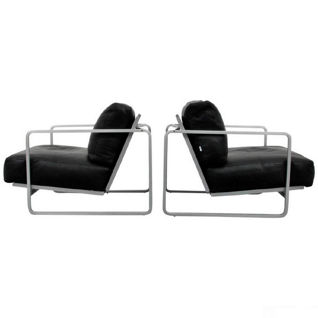 Pair of Haberli & Marchand Lounge Chairs