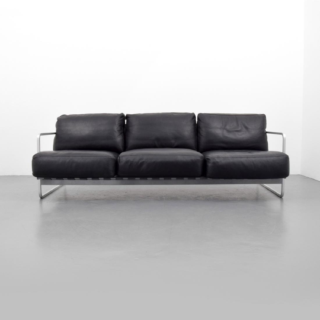 Haberli & Marchand ZURIGO Leather Sofa
