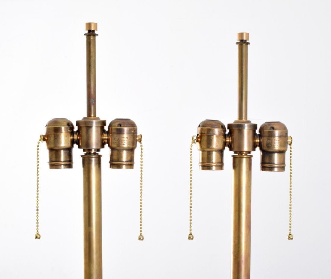 Pair of Dino Martens MEZZA FILIGRANA Lamps, Murano - 3