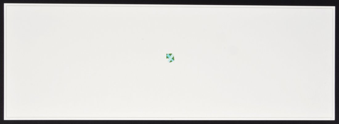 Richard Tuttle PERCEIVED OBSTACLES Suite, 5 Lithographs - 5