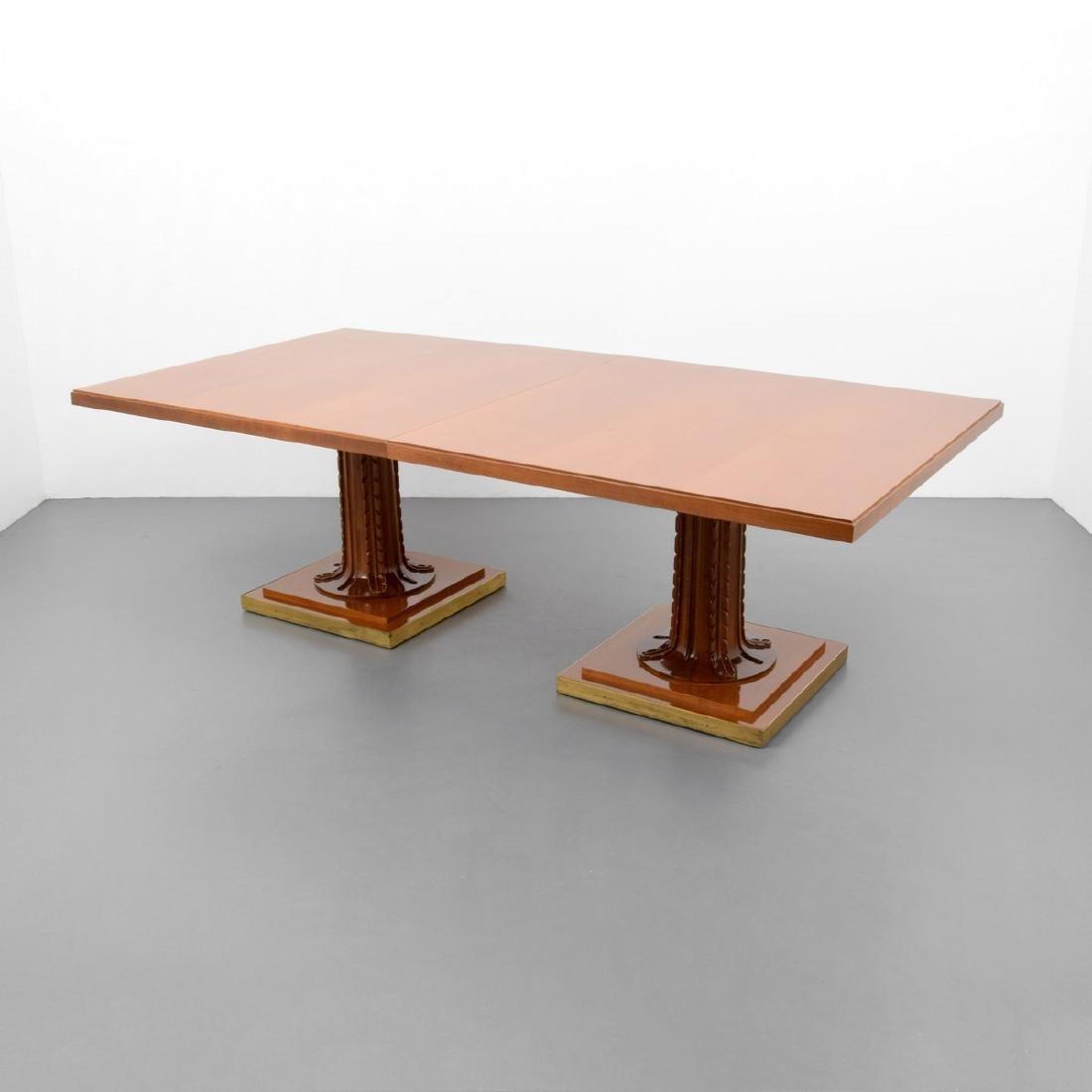 Monumental T.H. Robsjohn-Gibbings Dining Table
