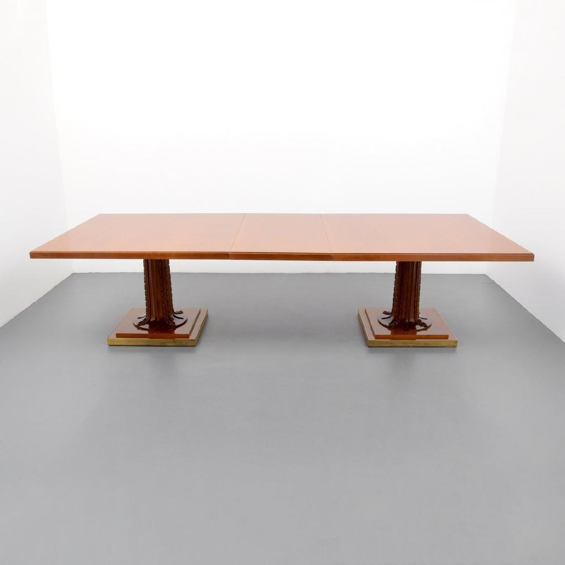 Monumental T.H. Robsjohn-Gibbings Dining Table - 2