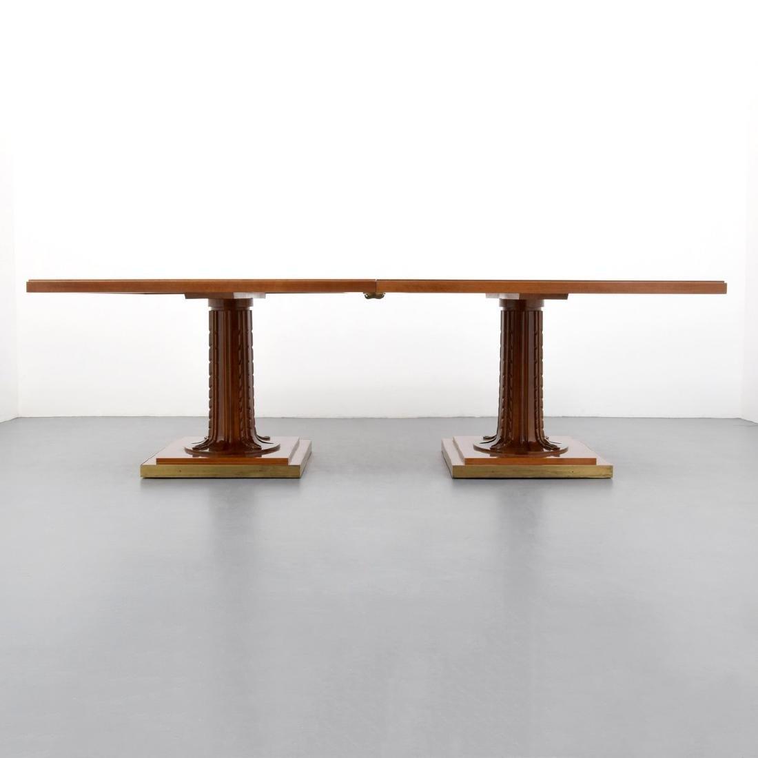 Monumental T.H. Robsjohn-Gibbings Dining Table - 5